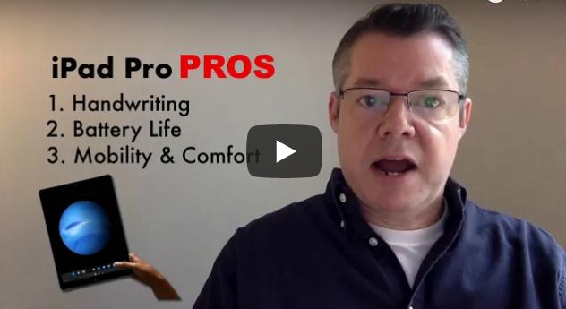 Ipad Pro vs. Microsoft Surface